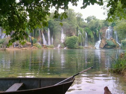Vodopád Kravice