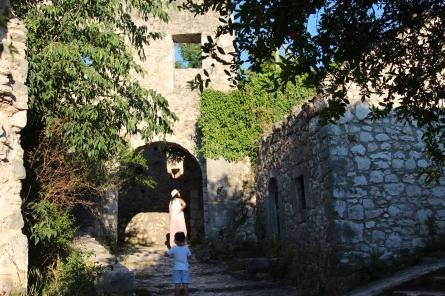 Počitelj - hrad